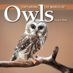 Book cover of EXPLORING THE WORLD OF OWLS