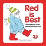 Book cover of RED IS BEST