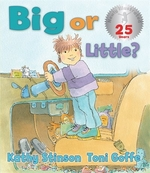 Book cover of BIG OR LITTLE