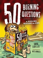 Book cover of 50 BURNING QUESTIONS