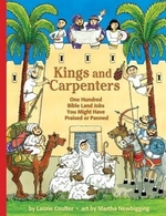 Book cover of KINGS & CARPENTERS 100 BIBLE LAND JOBS