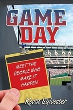 Book cover of GAME DAY - MEET THE PEOPLE WHO MAKE IT