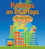 Book cover of POTATOES ON ROOFTOPS