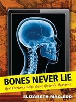Book cover of BONES NEVER LIE