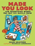 Book cover of MADE YOU LOOK