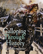 Book cover of GALLOPING THROUGH HIST