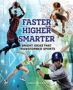 Book cover of FASTER HIGHER SMARTER