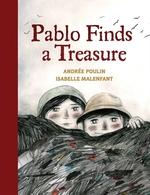Book cover of PABLO FINDS A TREASURE