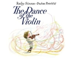 Book cover of DANCE OF THE VIOLIN