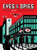 Book cover of EYES & SPIES - HOW YOU ARE TRACKED & WHY
