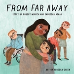 Book cover of FROM FAR AWAY