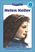 Book cover of HELEN KELLER
