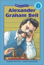 Book cover of ALEXANDER GRAHAM BELL