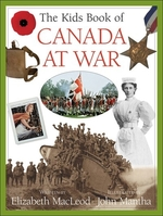 Book cover of KIDS BOOK OF CANADA AT WAR