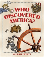 Book cover of WHO DISCOVERED AMER