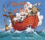 Book cover of STANLEY AT SEA