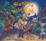 Book cover of STANLEY'S WILD RIDE
