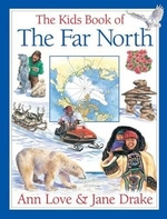 Book cover of KIDS BOOK OF THE FAR NORTH