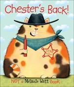 Book cover of CHESTER'S BACK