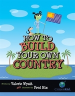 Book cover of HT BUILD YOUR OWN COUNTRY