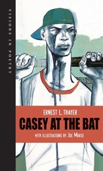 Book cover of CASEY AT THE BAT