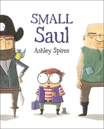 Book cover of SMALL SAUL