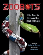 Book cover of ZOOBOTS - WILD ROBOTS INSPIRED BY REAL