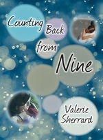 Book cover of COUNTING BACK FROM 9