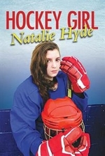Book cover of HOCKEY GIRL