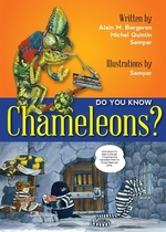 Book cover of DO YOU KNOW CHAMELEONS