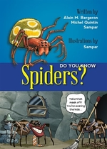 Book cover of DO YOU KNOW SPIDERS