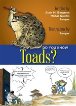 Book cover of DO YOU KNOW TOADS