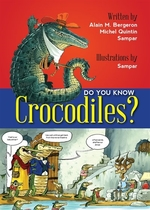 Book cover of DO YOU KNOW CROCODILES