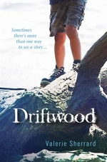 Book cover of DRIFTWOOD