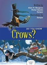 Book cover of DO YOU KNOW CROWS