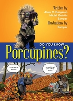 Book cover of DO YOU KNOW PORCUPINES