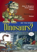 Book cover of DO YOU KNOW DINOSAURS