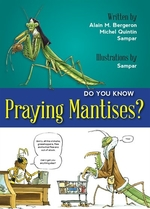 Book cover of DO YOU KNOW PRAYING MANTISES