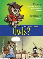Book cover of DO YOU KNOW OWLS