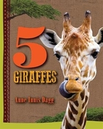 Book cover of 5 GIRAFFES