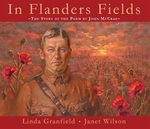 Book cover of IN FLANDERS FIELDS