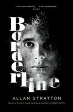 Book cover of BORDERLINE