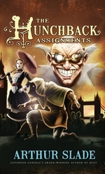 Book cover of HUNCHBACK ASSIGNMENTS