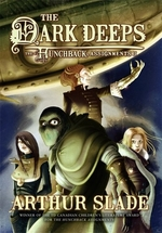Book cover of HUNCHBACK ASSIGNMENTS 02 DARK DEEPS