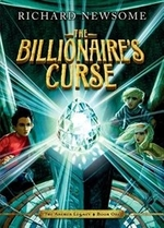 Book cover of ARCHER'S LEGACY 01 BILLIONAIRE'S CURSE
