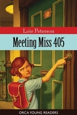 Book cover of MEETING MISS 405