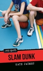 Book cover of SLAM DUNK