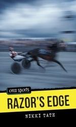 Book cover of RAZOR'S EDGE