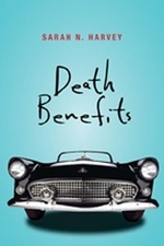 Book cover of DEATH BENEFITS