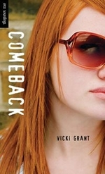 Book cover of COMEBACK